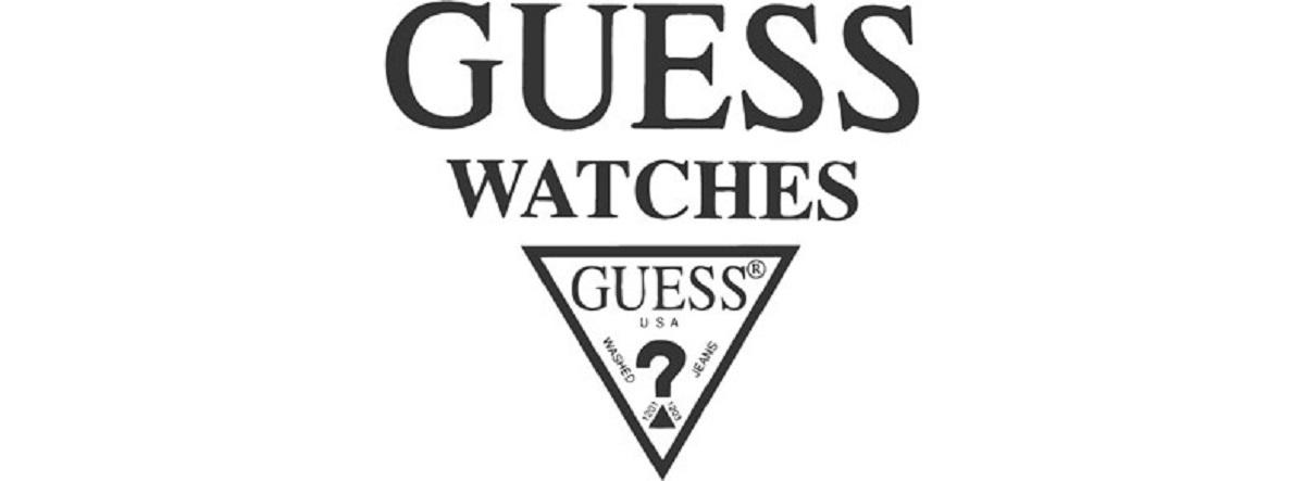 Guess  son expertos en relojes para ella. No es por casualidad que Claudia Schiffer sea su imagen.
