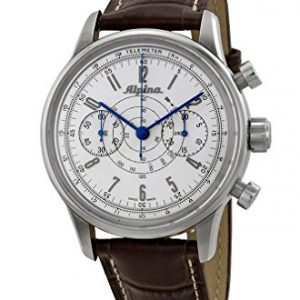 Alpina-130-Heritage-Pilot-Chronograph-Automatic-Stainless-Steel-Mens-Strap-Watch-AL-860S4H6-0