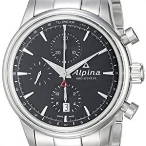 Alpina-Alpiner-Chronograph-Automatic-Stainless-Steel-Mens-Watch-Calendar-AL-750B4E6B-0