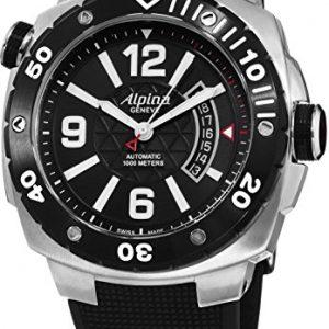 Alpina-Extreme-Diver-hombre-46-mm-automtico-FECHA-reloj-al525lbb5aev6-0