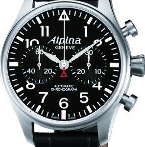 Alpina-Geneve-Startimer-Chronograph-AL-860B4S6-Reloj-para-hombres-Alpina-Rotor-0