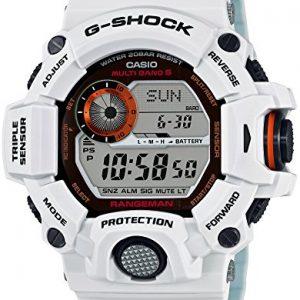 Casio-G-Shock-Burton-GW-9400BTJ-8JR-Reloj-de-pulsera-digital-con-receptor-mundial-de-radio-funciona-con-energa-solar-0