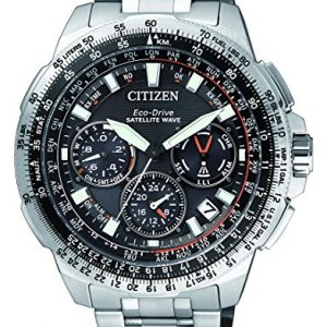 Citizen-Eco-Drive-Satellite-Wave-CC9020-54E-Reloj-de-titanio-0