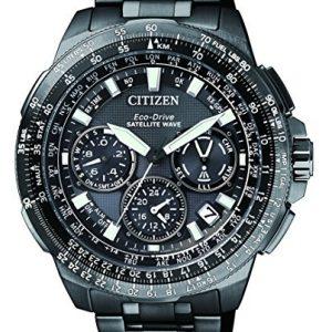Citizen-Eco-Drive-Satellite-Wave-CC9025-51E-Reloj-para-hombre-con-GPS-0