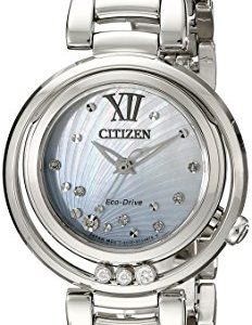 Citizen-Womens-Diamonds-29mm-Silver-Steel-Bracelet-Case-Watch-EM0320-59D-0
