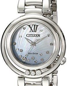 Citizen-Womens-Diamonds-29mm-Silver-Steel-Bracelet-Case-Watch-EM0320-59D-0