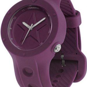 Converse-R1151100026-Reloj-con-correa-de-acero-para-hombre-color-morado-gris-0