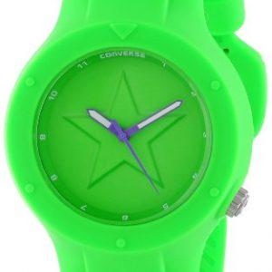 Converse-R1151100055-Reloj-con-correa-de-acero-para-hombre-color-verde-gris-0