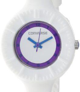 Converse-R1151103545-Reloj-con-correa-de-caucho-para-mujer-color-blanco-gris-0