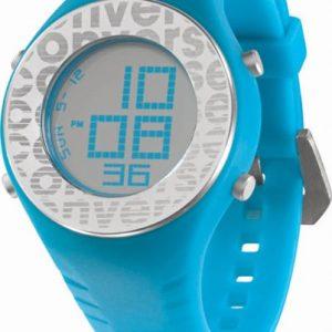 Converse-R1151124035-Reloj-con-correa-de-caucho-para-hombre-color-azul-gris-0