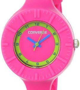 Converse-The-Skinny-Reloj-analgico-de-mujer-de-cuarzo-con-correa-de-silicona-rosa-sumergible-a-30-metros-0