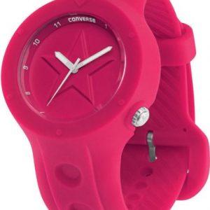 Converse-VR001-620-Reloj-con-correa-de-caucho-para-mujer-color-rosa-gris-0