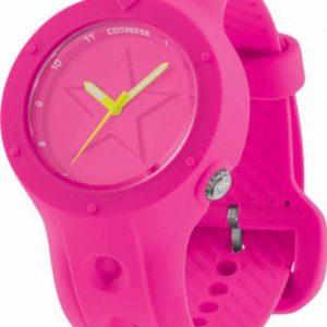 Converse-VR001-630-Reloj-unisex-de-cuarzo-correa-de-silicona-color-rosa-0
