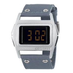 Converse-VR005-075-Reloj-digital-de-cuarzo-para-hombre-con-correa-de-tela-color-gris-0