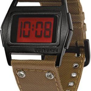 Converse-VR005-280-Reloj-unisex-de-cuarzo-correa-de-textil-color-beige-0