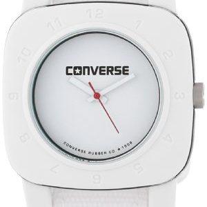Converse-VR021-100-Reloj-analgico-de-cuarzo-para-mujer-con-correa-de-tela-color-blanco-0