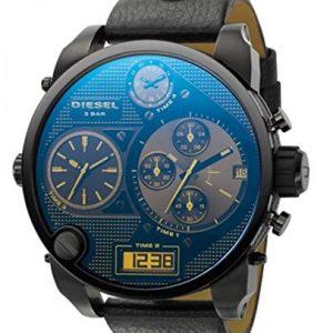 DIESEL-DZ7127-Reloj-Reloj-de-pulsera-Masculino-Acero-inoxidable-0-0