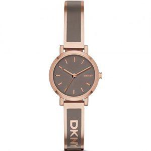 DKNY-NY2359-Reloj-de-cuarzo-con-correa-de-acero-inoxidable-para-mujer-color-gris-0