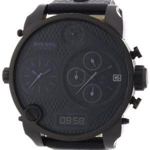 Diesel-DZ7193-Reloj-de-cuarzo-para-hombre-con-correa-de-piel-color-negro-0-0