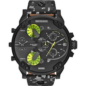 Diesel-DZ7311-Reloj-para-hombres-correa-de-cuero-0-0