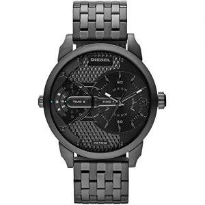 Diesel-DZ7316-Reloj-de-cuarzo-para-hombre-correa-de-acero-inoxidable-color-negro-0-0