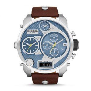 Diesel-Herren-reloj-analgico-de-cuarzo-cuero-DZ7322-0-0