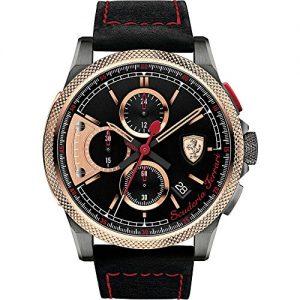 FERRARI-SCUDERIA-Reloj-Cronografo-Frmula-ITALIA-S-FER0830313-Para-Hombre-0