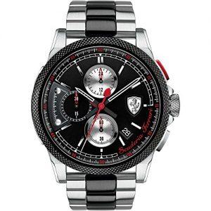FERRARI-SCUDERIA-Reloj-Cronografo-Frmula-ITALIA-S-FER0830329-Para-Hombre-0