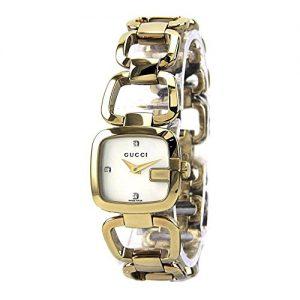 Gucci-YA125513-Reloj-para-mujeres-correa-de-acero-inoxidable-color-dorado-0