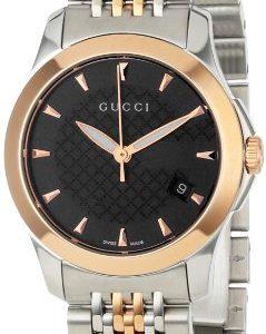 Gucci-YA126512-Reloj-de-cuarzo-para-mujer-con-correa-de-acero-inoxidable-color-plateado-0