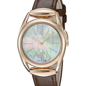 Gucci-de-mujer-reloj-de-pulsera-Horsebit-analgico-de-cuarzo-piel-ya140507-0