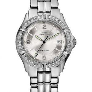 Guess-35005G3-Reloj-de-pulsera-Hombre-Cuero-color-Marrn-0