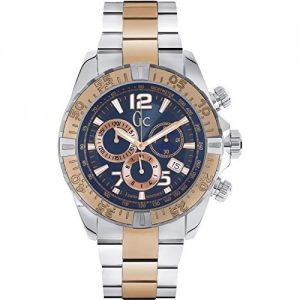 Guess-Collection-Mens-45mm-Chronograph-Mineral-Glass-Quartz-Date-Watch-Y02002G7-0