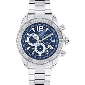 Guess-Collection-Mens-45mm-Chronograph-Mineral-Glass-Quartz-Date-Watch-Y02004G7-0