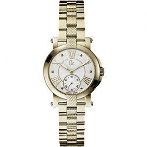 Guess-X50002L1S-Reloj-para-mujeres-correa-de-acero-inoxidable-color-dorado-0