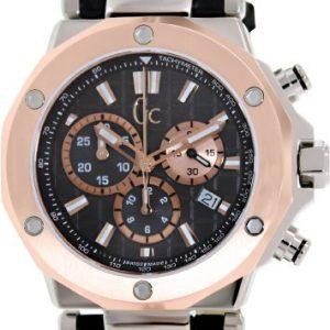 Guess-X72005G2S-Reloj-para-hombres-correa-de-cuero-color-negro-0