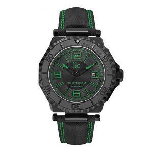 Guess-X79011G2S-Reloj-con-correa-de-caucho-para-hombre-color-negro-gris-0