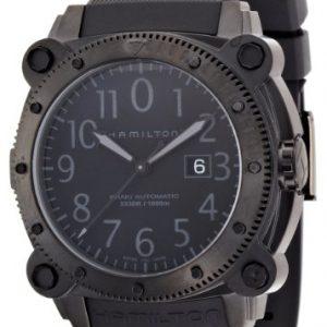 Hamilton-H78585333-Reloj-de-hombre-automtico-negro-0-1