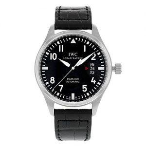 IWC-326501-Reloj-de-pulsera-hombre-piel-color-negro-0