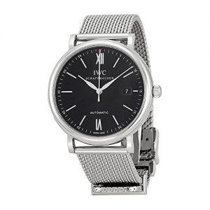 IWC-IW356506-Reloj-para-hombres-correa-de-acero-inoxidable-0