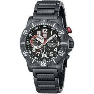 LUMI-NOX-8362RP-Reloj-para-hombres-color-negro-0