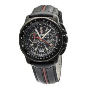 Luminox-9278-Reloj-para-hombres-correa-de-cuero-color-negro-0