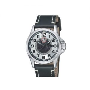 Luminox-Field-1809-Reloj-de-caballero-automtico-correa-de-piel-color-negro-0