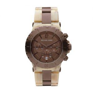 MICHAEL-KORS-MK5596-Reloj-analgico-de-cuarzo-para-mujer-con-correa-de-acero-inoxidable-color-multicolor-0