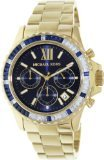 Michael-Kors-MK5754-Reloj-unisex-con-correa-de-acero-color-azul-gris-0