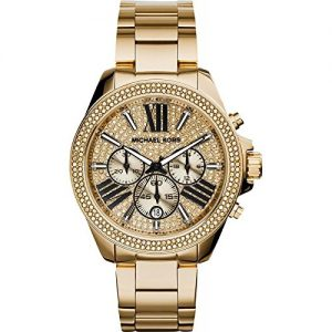 Michael-Kors-MK6095-Reloj-para-mujeres-color-dorado-0