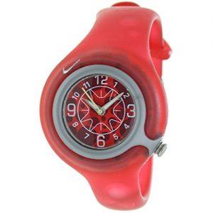 NIKE-WK0003-605-Reloj-Nike-KIDS-SPORTWARE-Reloj-Analgico-para-Nioa-Caucho-color-Rojo-0