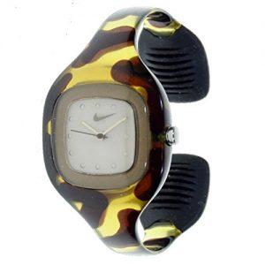NIKE-WT0011-202-Reloj-Nike-Presto-Analgico-Brazalete-Reloj-para-nia-Color-Marrn-y-Beige-0