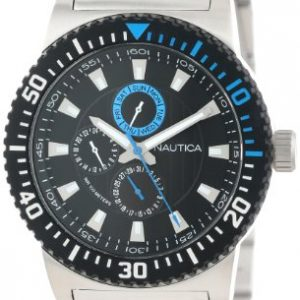 Nautica-N18679G-Hombres-Relojes-0