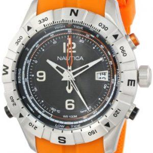 Nautica-N21034G-NST-de-los-hombres-del-deporte-del-acero-inoxidable-reloj-de-pulsera-0